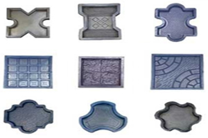 MOLDS FOR TILE FACTORIES